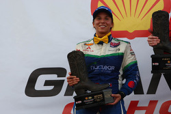 Second place Simona de Silvestro, KV Racing