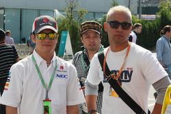 Kimiya Sato, Sauber Reserve Driver