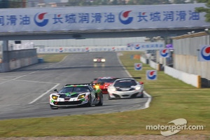 Asian Le Mans action race
