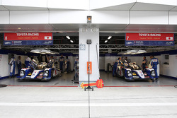 Toyota team area