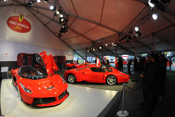 Ferrari display