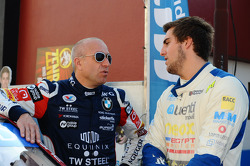 Pepe Oriola, Chevrolet 1.6T, Tuenti Racing Team and Tom Coronel, BMW E90 320 TC, ROAL Motorsport