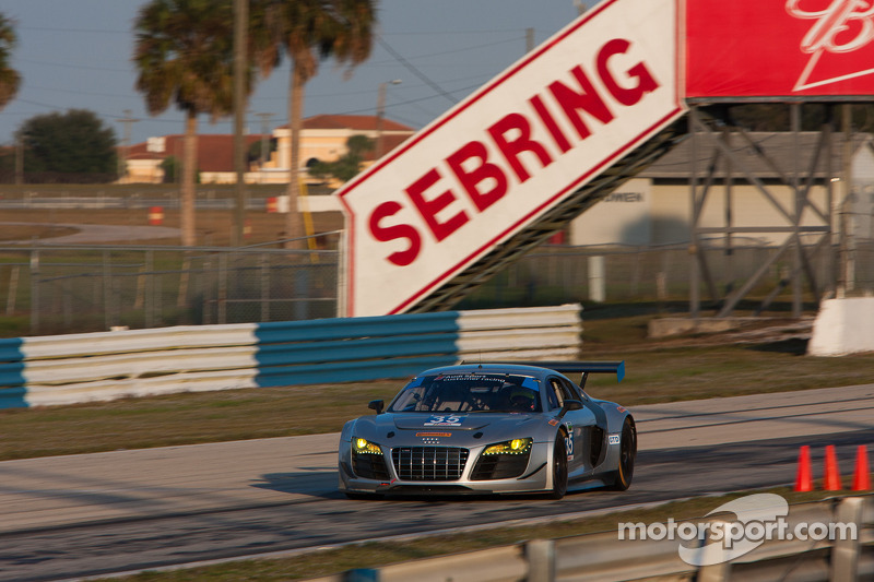 #35 Flying Lizard Motorsports Audi R8