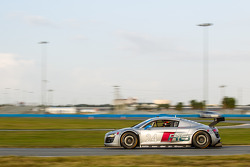 #24 Audi Sport Customer Racing Audi R8: Christopher Haase