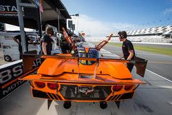 #03 8Star Motorsports Corvette DP: Gustavo Yacaman, Ana Beatriz