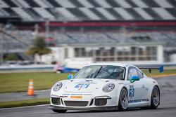 #19 Muehlner Motorsports America Porsche GT America: Randy Pobst, Kyle Marcelli