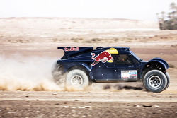 Ronan Chabot and Gilles Pillot, Red Bull SMG Rally Team