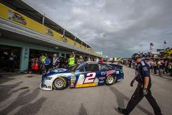 Brad Keselowski, Penske Racing Ford