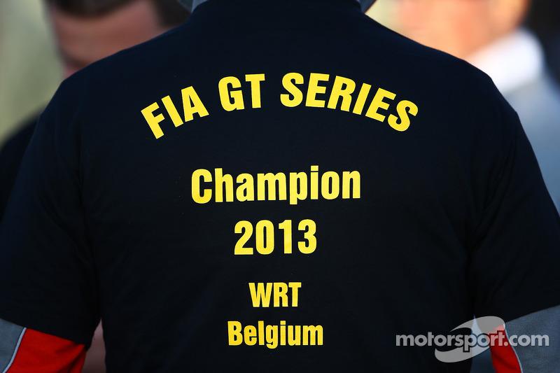 WRT Belgium champions