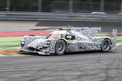 Porsche LMP1 testing at Monza