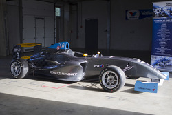 The 2014 Formula Renault 1.6 car