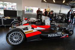 #6 Pickett Racing ORECA Nissan