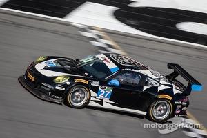 #27 Dempsey Racing Porsche 911 GT America: Patrick Dempsey, Joe Foster, Andrew Davis