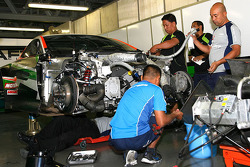 #7 Craft Racing AMR Aston Martin Vantage GT3: Stefan Mücke, Darren Turner, Tomonobu Fujii, Darryl O'Young, Frank Yu