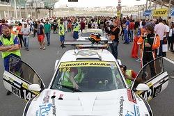 #142 GC Automotive Factory GC 10 V8: Philippe Cimadomo, Jean-Pierre Lequeux, Franck Provost, Christophe Cappelli