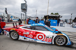 #01 Chip Ganassi Racing Riley DP Ford EcoBoost: Scott Pruett, Memo Rojas, Jamie McMurray, Sage Karam