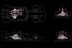 The 2014 Renault Energy F1 V6 engine