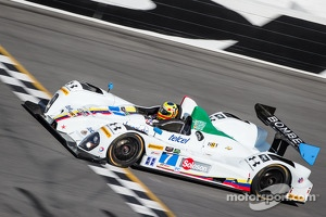 #7 Starworks Motorsport ORECA FLM09 Chevrolet: Alex Popow