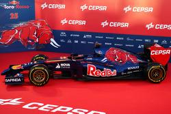 The Toro Rosso STR9