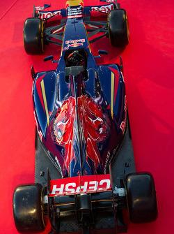 The Scuderia Toro Rosso STR9