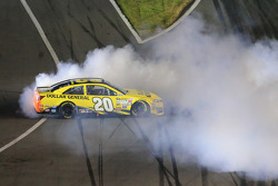 Matt Kenseth celebrates