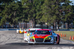 #45 Flying Lizard Motorsports Audi R8 LMS: Nelson Canache, Spencer Pumpelly, Markus Winkelhock