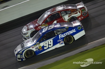 Carl Edwards and Kevin Harvick