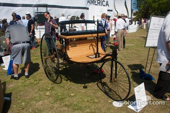 1886 Mercedes-Benz Motor Wagon