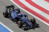 Bahrain February testing II