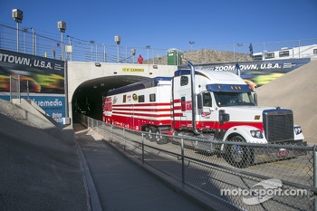 Hauler of Dale Earnhardt Jr.