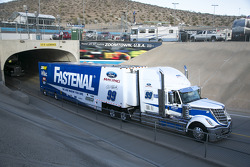 Hauler of Carl Edwards
