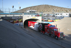 Hauler of Kevin Harvick