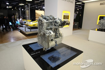 Renault Engine 1.6 Diesel Twin Turbo 160 CV