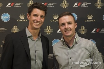 Nick Percat and Mark Winterbottom