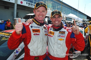 GS winners Robin Liddell and Andrew Davis