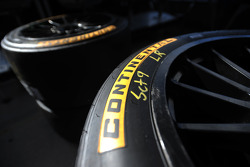 TUSC: Continental tire detail