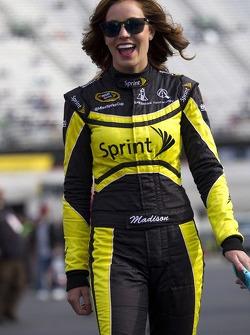 Sprint Cup girl