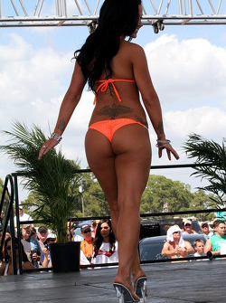 The Sebring Bikini contest