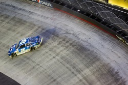 Cole Whitt, Swan Racing Toyota spins
