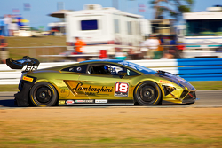 #18 DragonSpeed Lamborghini Gallardo LP570-4 Super Trofeo: Brett David