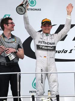 Nico Rosberg (GER), Mercedes AMG F1 Team  30
