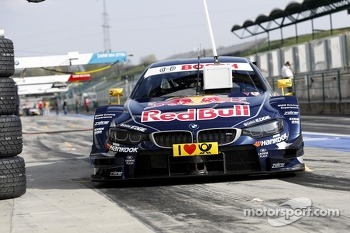 Car of Antonio Felix da Costa, BMW Team MTEK BMW M4 DTM