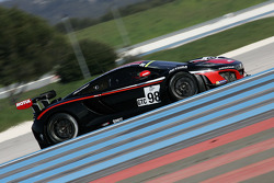 ELMS: #98 ART Grand Prix McLaren GT3 MP4-12C: Ricardo Gonzalez, Yann Gouday