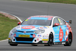 Jason Plato,MG KX Clubcard Fuel Save