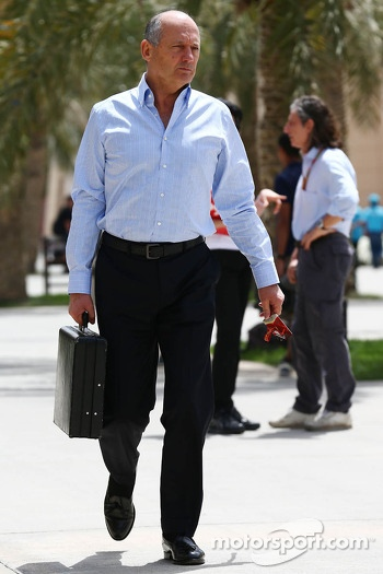 Ron Dennis, McLaren Executive Chairman