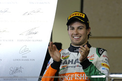 Sergio Perez, Sahara Force India  06