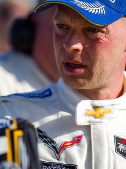 Race winner Jan Magnussen