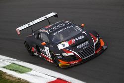 #3 Audi R8 LMS Ultra: James Nash, Frank Stippler, Christopher Mies