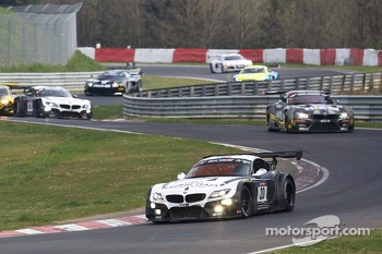 Jens Klingmann, Martin Tomczyk, Claudia Hurtgen, BMW Sports Trophy Team Schubert, BMW Z4 GT3