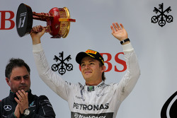Nico Rosberg, Mercedes AMG F1 Team  20